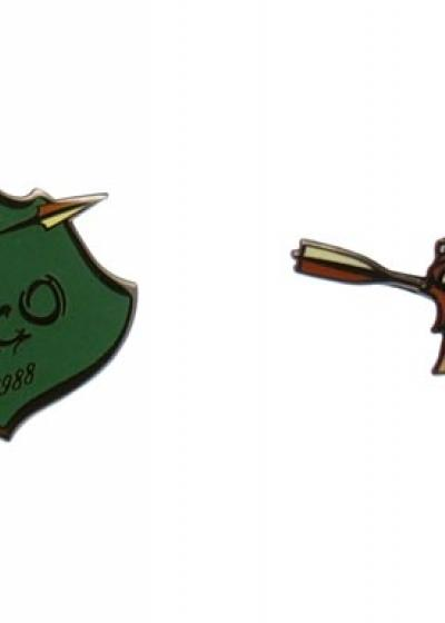 Falco Pins