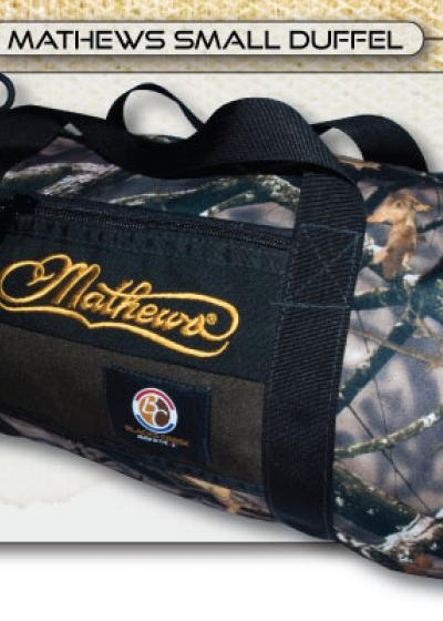 Black Creek Mathews duffle bag