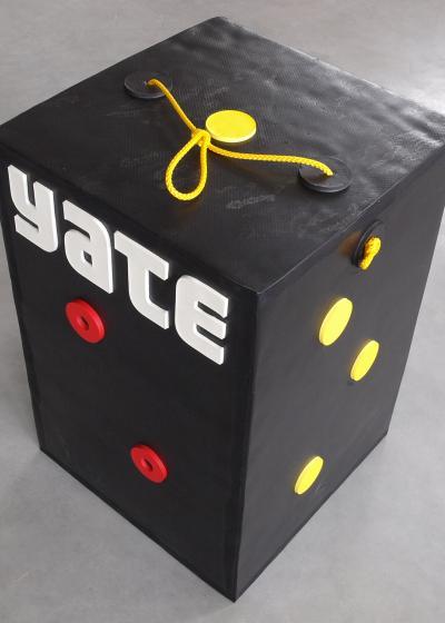 Yate Polimix 40x40x60 Cube