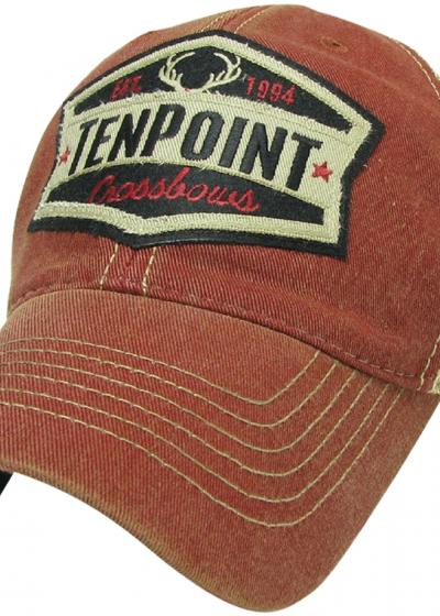 TenPoint Hat Red