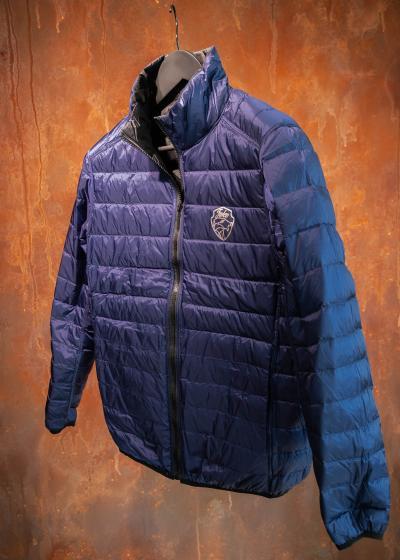 Falco Jacket Unisex Black/Blue